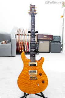 Paul Reed Smith Prs Custom 24 20th Artist Quilt With Amazing Brazilian  2006