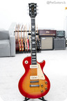 Gibson Les Paul Pro Deluxe In Cherry Sunburst. Ebony Fingerboard. P90 1979