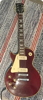 Gibson Les Paul Deluxe Pro 1976 Wine Red