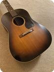 Gibson Vintage J 45 Banner 1945 Sunburst