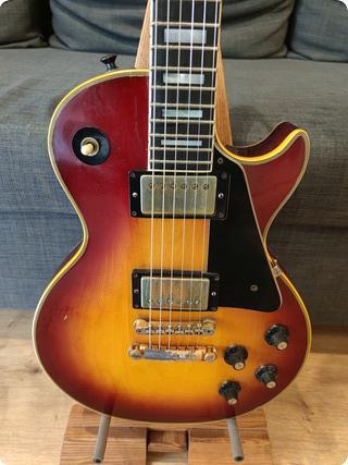 Gibson Les Paul Custom  1971 Cherry Sunburst