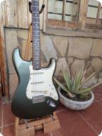 Fender Stratocaster Custom Shop Closet Classic 65 2003 Charcoal Fros Metallic