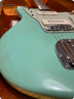 Fender Jazzmaster 2013 Surf Green