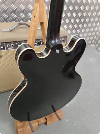 Gibson Es 335 2018 Sparkle Black