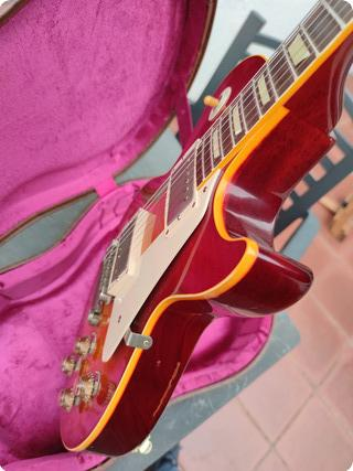 Gibson Collectors Choioce Gabby #30/appraisal Burst 1959 Lp Reissue 2016 Sunburst
