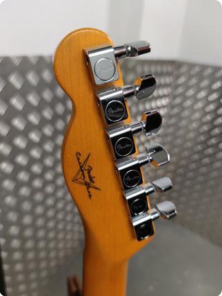 Fender Telecaster Fender Nashville American Custom Nos Os 2016 Black