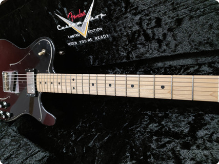 Fender Telecaster Custom72 C.s. 2010 Black