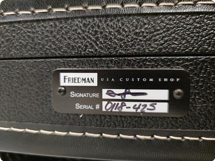 Friedman  Vintage S Ardb3tvh+ss 2018 White Vintage
