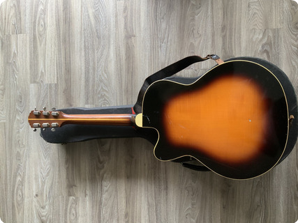 Levin Guitars Levin 325 Archtop  1959 Brown