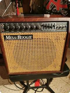 Mesa Boogie Mark Iii 1985 Naturl Wood
