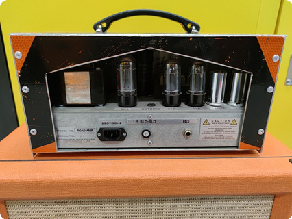 Analog Outfitters Road Amp 2018 Orange