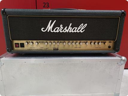 Marshall 6100 Anniversary Series  1995 Black