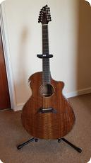 Breedlove Custom Calendar J25 12 2006 Walnut