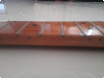 Fender Stratocaster 1972 Natural