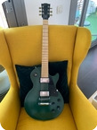 Gibson Les Paul Studio Raw 2009 Green