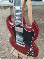 Gibson SG 50th Anniversary 12 Strings 2012 Heritage Cherry