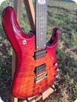 Ernie Ball Music Man JP6 2020 Island Burst Koa