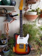 Bill Nash Telecaster 2009 Sunburst