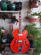 Guild X 160 Rockabilly 2003 Orange