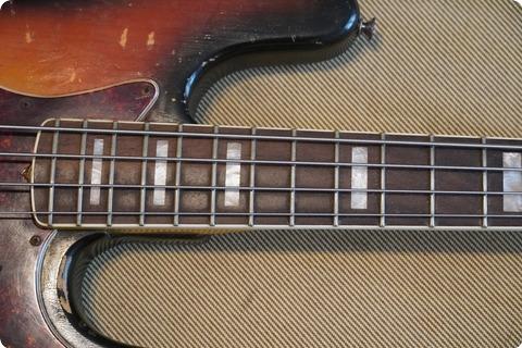 Fender Jazz Bass 1968 Sunburst