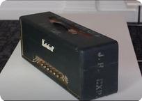 Marshall Jimi Hendrix Owned Used Marshall Super Lead 100 1969