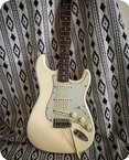 Precbsguitar Stratocaster Type 1962 Olympic White