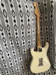 Precbsguitar Stratocaster Type 1962 Olympic White