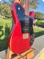 Friedman-T Vintage MRTS90-2018-Wine Red