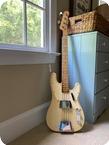 Fender Telecaster Bass 1968 Olympic White