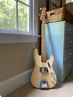 Fender Telecaster Bass 1968 Transparent Blond
