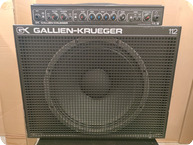 Gallien krueger GK112 2013 Black