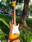 Fender Stratocaster 2014 Sunburst