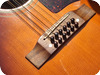 Gibson B 45 12 1991-Sunburst