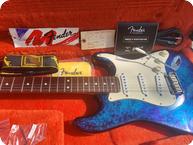 Fender Stratocaster Metalic 1995 Blue