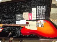 Fender-Telecaster-FSR-2004-Cherry-Sunburst-