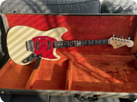 Fender Duo Sonic 2 1966 Olympic White