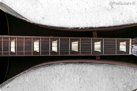 Gibson L 50 Archtop In Sunburst 1956