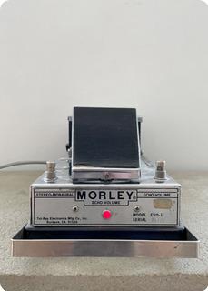 Morley Tel Ray Morley Evo 1 1976 Steel & Chrome