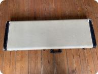 Fender Stratocaster Tolex Case 1963 White Tolex