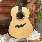 Greenfield Guitars G2 Fan Fretted Cocobolo 2020 Natural