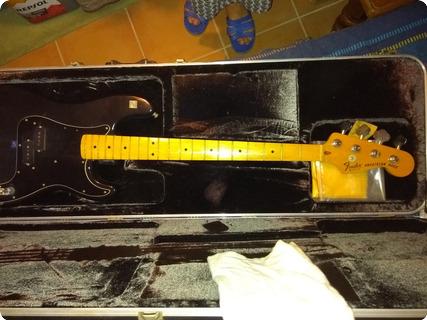 Fender Precision Bass 1980 Black