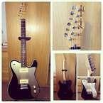 Fender Telecaster Custom FSR P90s 2012 BlackGold