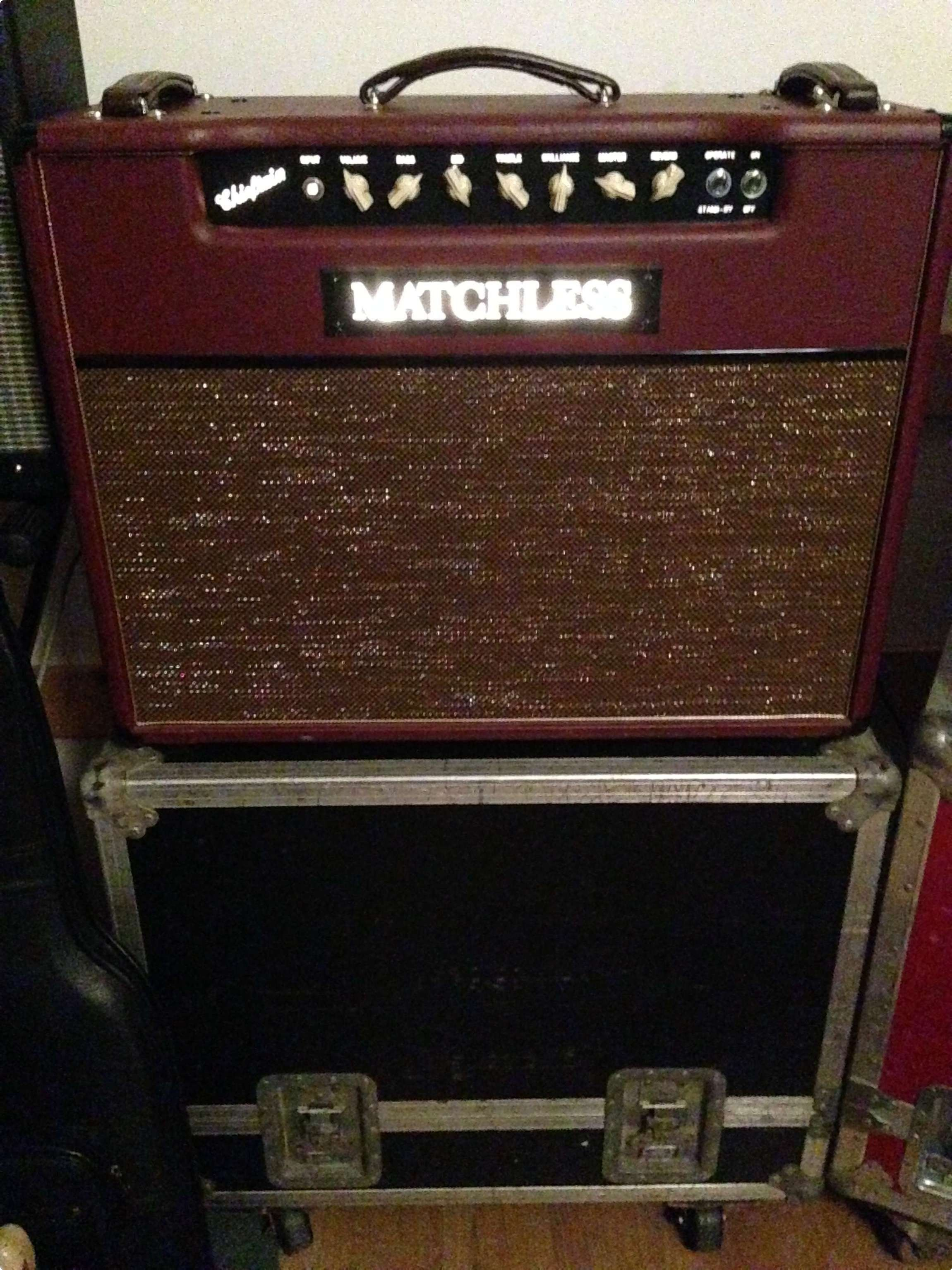 Matchless Amp Chieftain 2000's Amp