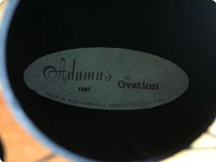 Ovation  Adamas 1597