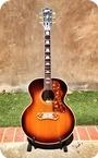 Gibson J200 1951 Sunburst