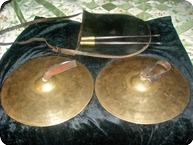 Zildjian Constantinople K Zildjian 14 Inch Cymbals Pre 1912