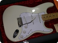 Fender Voodoo Stratocaster 1998 Olympic White