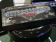 Taurus Amps Stomp Head 4.HG High Gain 2014 Black Silver