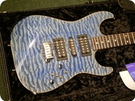 Tom Anderson Drop Top w Switcheroo 2010 Jack Blue With Binding
