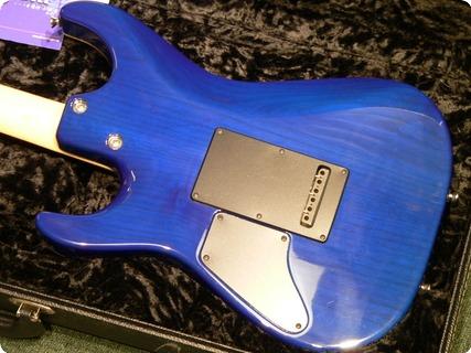 Tom Anderson Drop Top /w Switcheroo 2010 Jack Blue With Binding